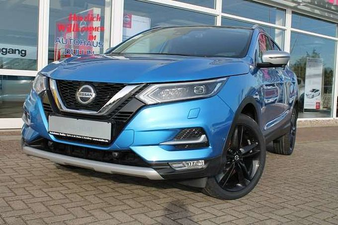 Nissan Qashqai 1,3 DIG-T N-Motion 160PS LED